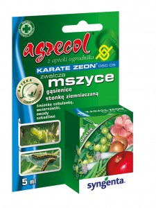 Karate Zeon 050 CS 5 ml - Agrecol