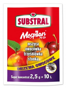 Mospilan 20 SP 2,50 g – Substral