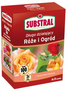 100 dni nawóz do RÓŻ 1 kg – Substral