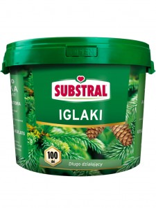 100 dni nawóz do IGLAKA 10 kg – Substral