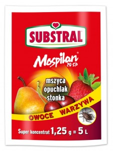 Mospilan 20 SP 1,25 g – Substral