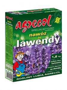 Nawóz do lawendy 1,2 kg - Agrecol