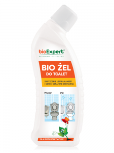BIO ŻEL DO WC 750 ml