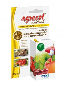 Miedzian Extra 350 SC 20 ml - Agrecol