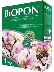 Nawóz do magnolii 1 kg - BIOPON