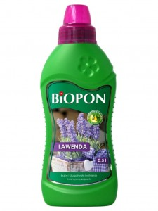 Nawóz do lawendy 0,5 l - BIOPON